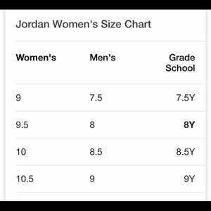 Jordan Shoes   Mens Size 8 Jordans